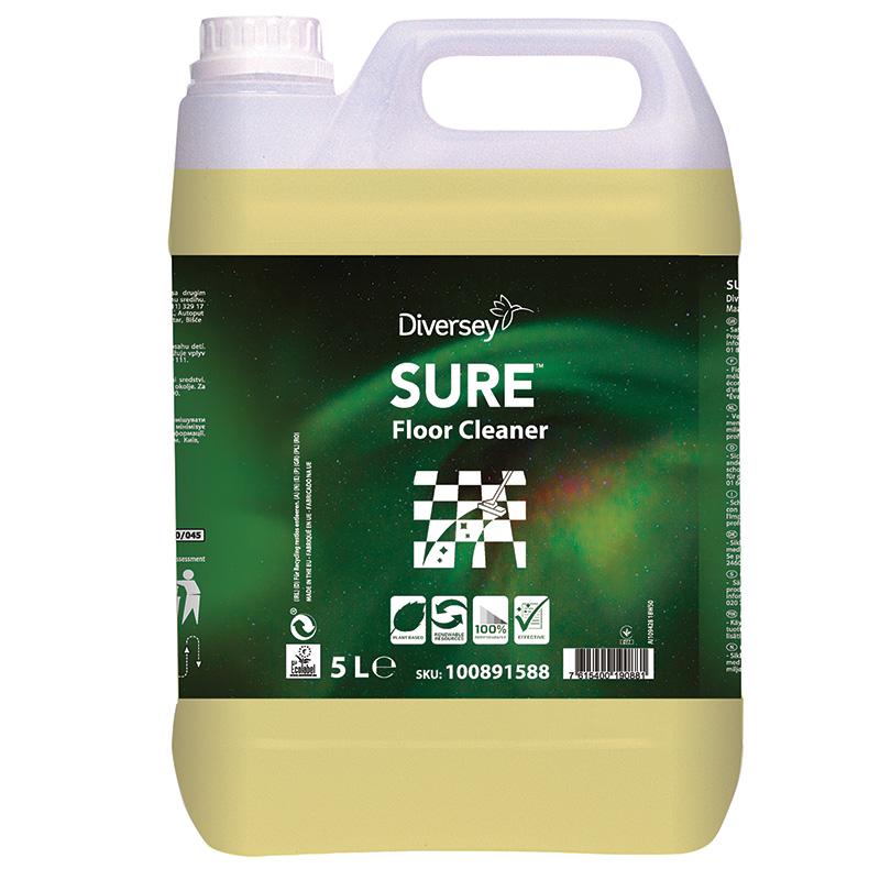 SURE Floor Cleaner 2x5L W1779