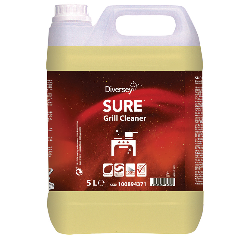 SURE Grill Cleaner 2x5L W1779